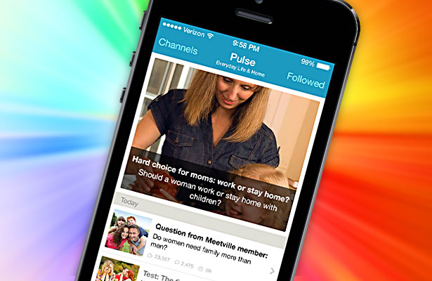 We Have Launched Our New Service Pulse for iPhone dating-singles-meetville-matchmaking