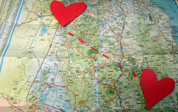 Online Dating and Distance