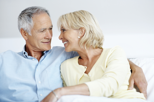 How to Flirt When You're Over 50