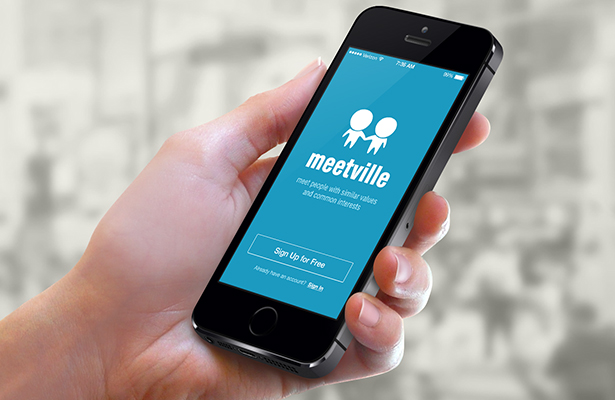 How to Make the Process of Using Meetville iPhone App Easy (2)