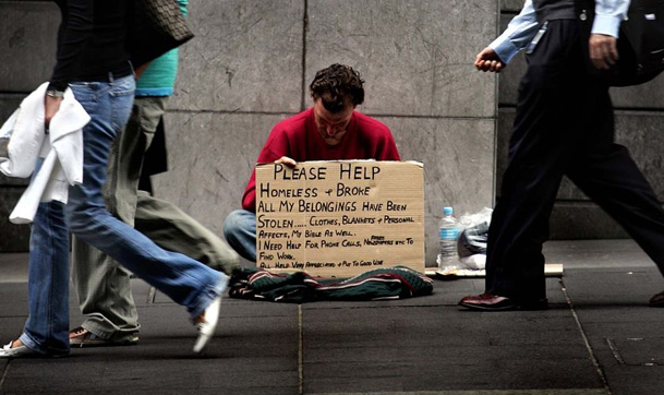 People Care About the Homeless But Still Walk On Bydating-singles-meetville-matchmaking