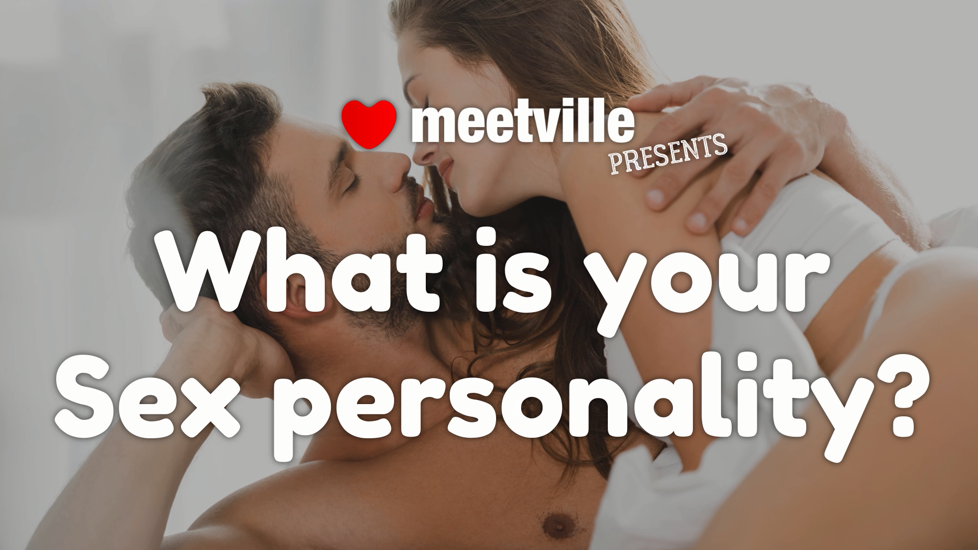 sex personality